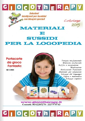 Catalogo Logopedia 2015