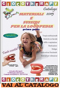 catalogo sussidi materiali logopedia