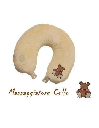 Snuggly- cuscino massaggiante per il collo