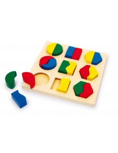 Geo puzzle