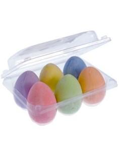 Gessetti uova 6 pz.