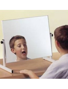 Specchio per logopedia-riabilitazione logopedica
