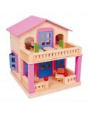 Casa delle bambole Clara