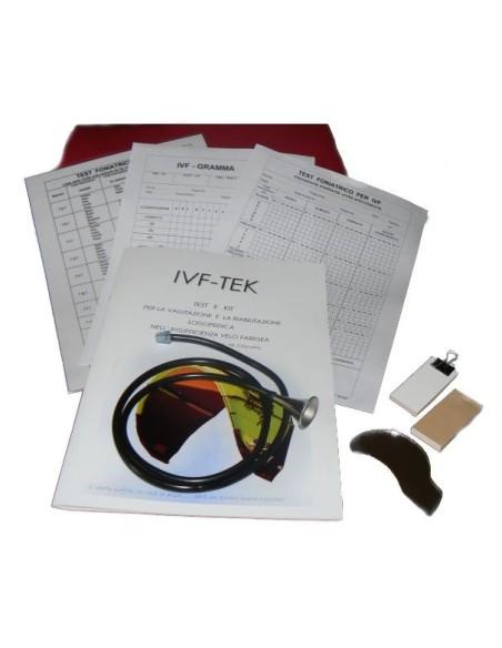 IVF-TEK – test e kit per la valutazione e la riabilitazione logopedica nell'insufficienza velofaringea