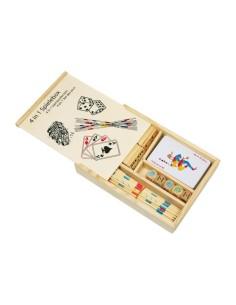 Box giochi 4 in 1
