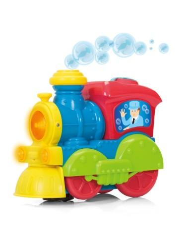 Trenino delle bolle