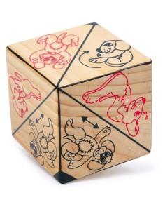 Cubo Attivity «Wuffi»