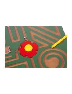 Labirinto magnetico Astratto