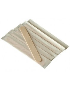 Abbassalingua in legno sterili 50pz