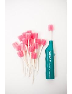 Vibratore per tamponi orali TalkTools- vibrator &toothetters
