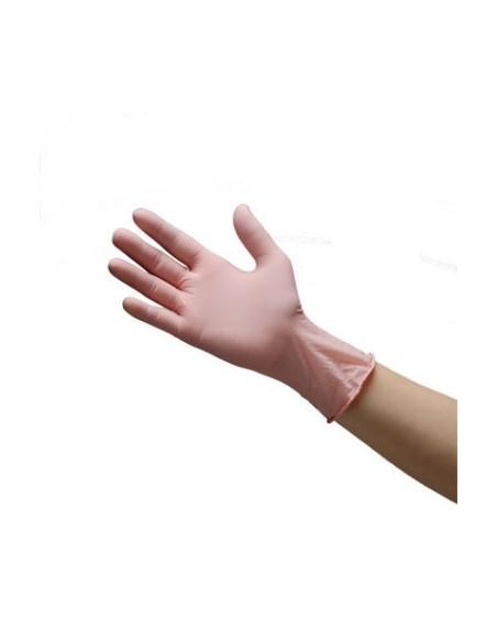Guanti in lattice Perfect Touch® aromatizzati alla ciliegia leggermente taccati 10pz.