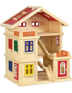 Casa delle bambole «Deluxe»