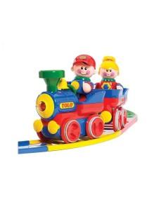 Set Treno Tolo