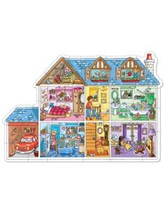 Puzzle Casa delle bambole