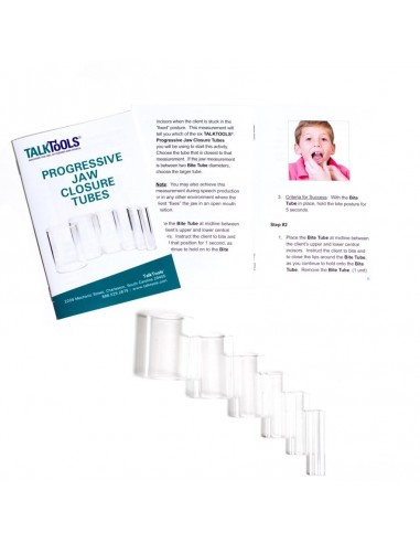 Cilindri per chiusura progressiva- progressive jaw closure tubes