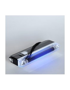 Lampada ultravioletti tascabile