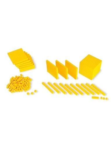 Calcolo Multibase in plastica 121 pz.