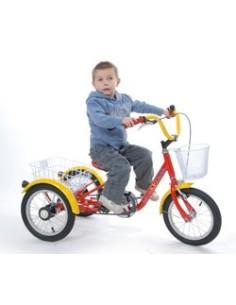 Triciclo Moschettiere
