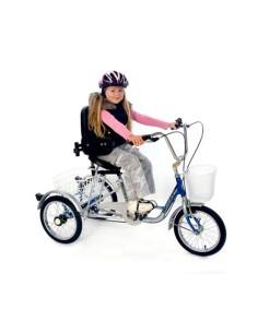 Triciclo Trilogy bambini disabili