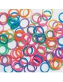 Elastici estra-orali colorati 100pz. 5/16