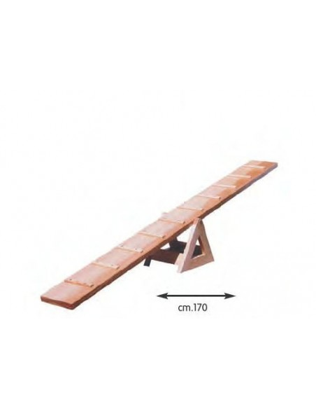 Tavola basculante in legno