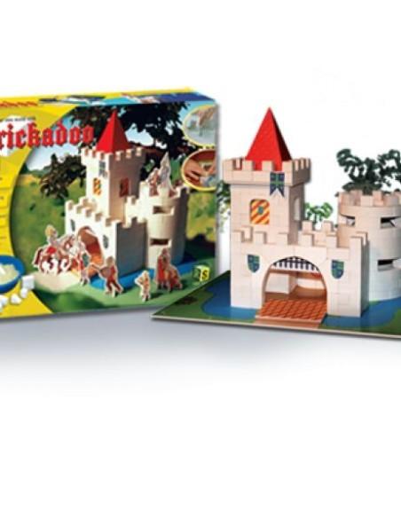 Costruzione in gesso Castello Brickadoo