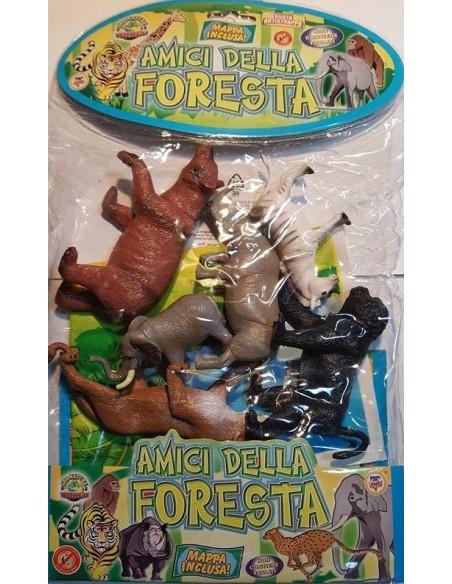 Animali Amici della foresta