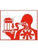 Spirometro Pulmo-Gain per la ginnastica respiratoria