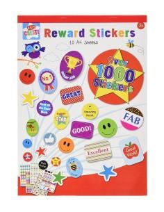 Stickers premio 5 fogli (140pz.)