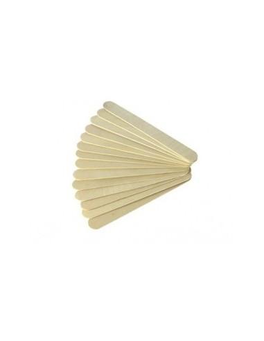 Abbassalingua in legno non sterili 100pz