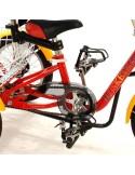 Triciclo Musketeer adatto ai bambini disabili