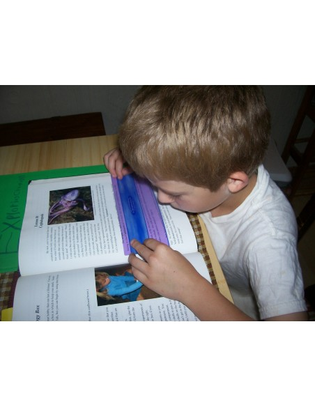 Righelli per lettura
