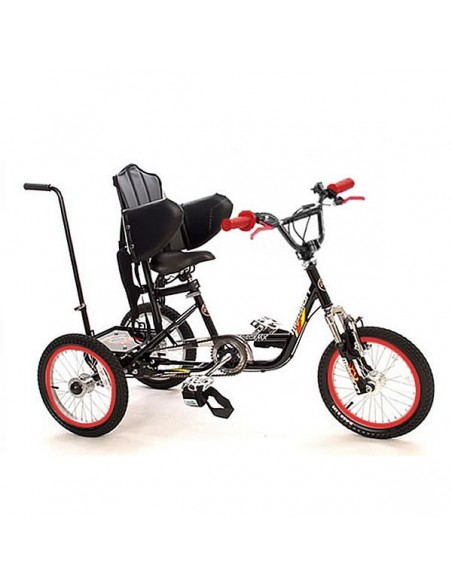 Triciclo  MX adattato