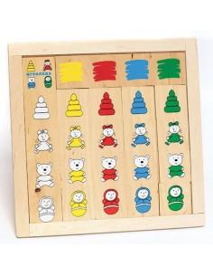 Domino del colore