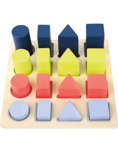 Forme decrescenti Montessori