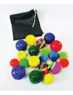 Set palline sensoriali 20pz.