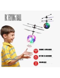 Flying Ball Minions RC