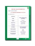 Il quadernino delle regole di italiano per la Scuola elementare