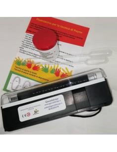 Kit per l'indagine della deglutizione