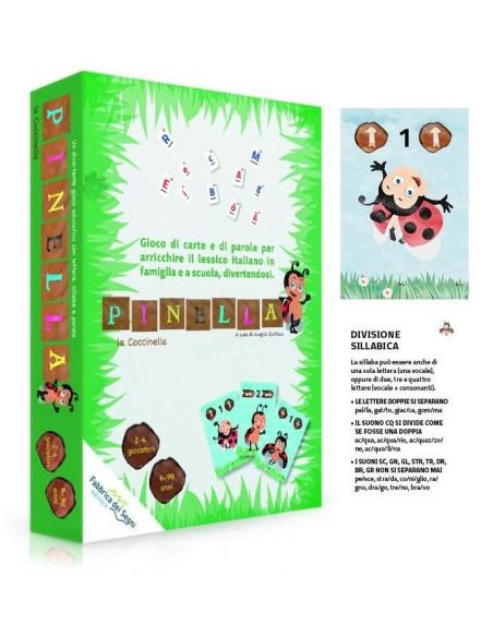 Pinella La Coccinella-fabbricadeisegni