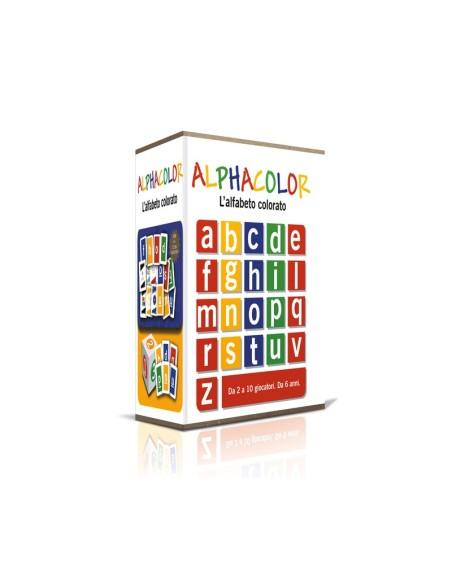 ALPHACOLOR. L'alfabeto Colorato