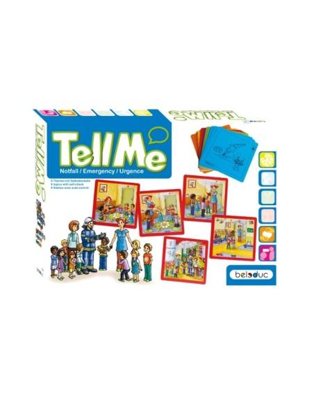 Tell Me - Emergenza Beleduc®