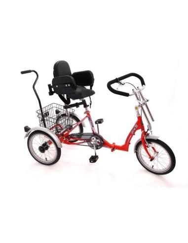 Triciclo  Genie 16 per bambini disabili