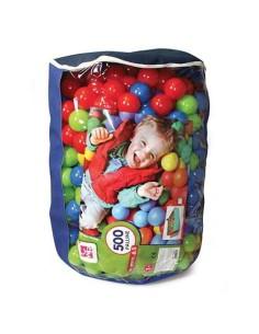 Contenitore 500 palline in plastica