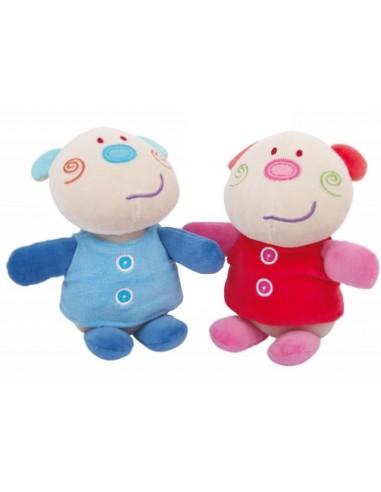 BAMBOLA Lulu e Fred