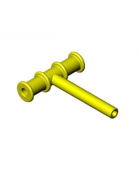 Chewy Tubes giallo