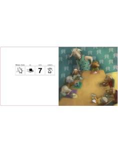 Il lupo e i sette capretti in simboli PCS