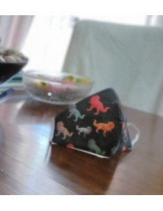 Mascherina Dinosauri Lavabile Adulti