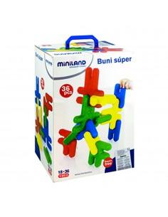Incastri Super Buni 36 pz.-miniland