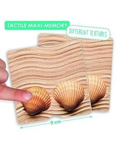 Maxi memory tattile Naturalezza